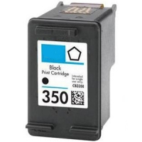CARTUCCIA COMPATIBILE HP 350XL CB336EE NERO