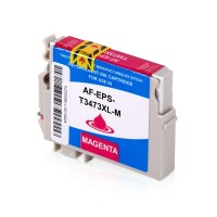 34XL EPSON CARTUCCIA COMPATIBILE T3473 MAGENTA
