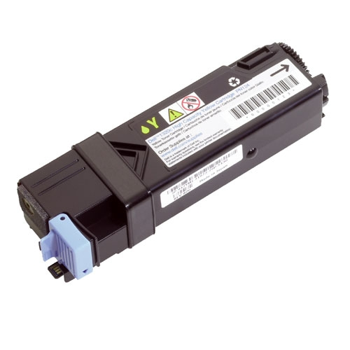 TONER COMPATIBILE PER DELL 1320 GIALLO RY856